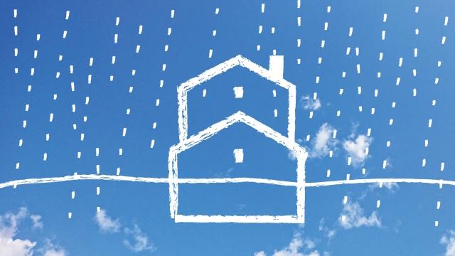 7つのポイントで水害に強い建物にする