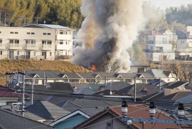 工場火災になる2つの原因と対策について